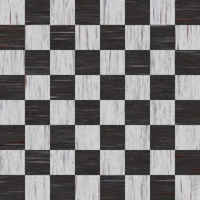 Textura con cuadros blancos y negros