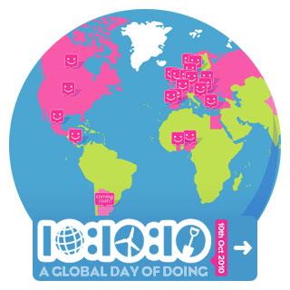 10:10:10, un día global para la acción