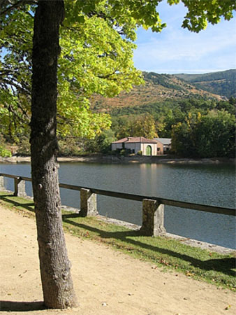 El Mar. Jardines de La Granja (Segovia)