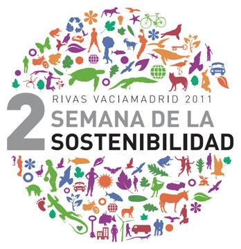 Cartel de la II Semana de la Sostenibilidad (2011)