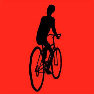 Portada de Diarios de bicicleta, de David Byrne