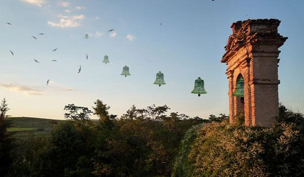 El sonido expandido por el aire como una sucesión de globos silenciosos