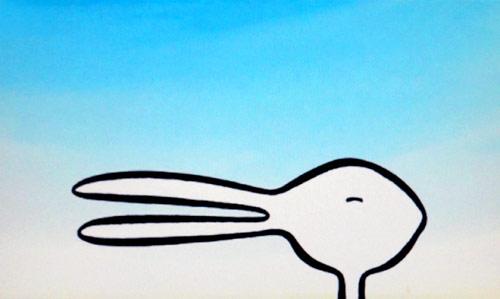 ¿Es un pato o un conejo?