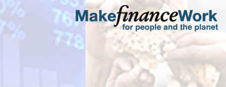 Make Finance Work for people and the planet