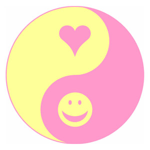 Amor y Humor (yin y yang)
