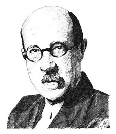 José Castillejo (retrato)